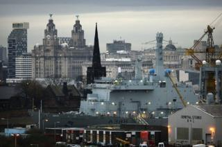 Cammell Laird wins 10-year RFA support contracts worth £619 million
