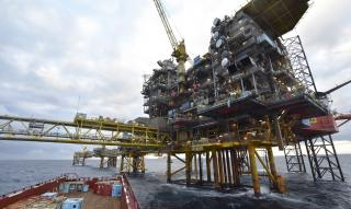 A.P. Møller - Mærsk A/S completed the sale of Maersk Oil to Total