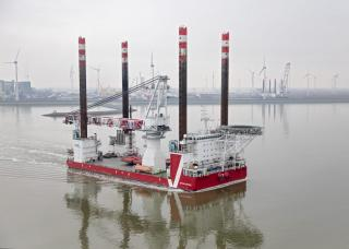 ZITON adds new vessel to O&M fleet
