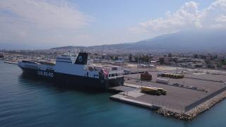 U.N. Ro-Ro opens new line to Patras Port, Greece
