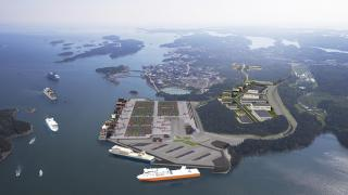 Hutchison Ports Signs Operating Contract For Stockholm Norvik Port