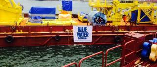 Blue Water Shipping secures forwarding contract in Singapore