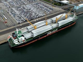 Oldendorff Carriers Joins Sustainable Shipping Initiative