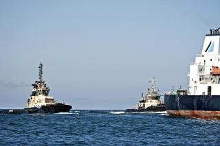 SVITZER expanding port cover in Portugal