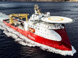 GC Rieber Shipping Decides To Terminate Ceona Vessel Charter Due To Default