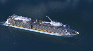 Video: Meet Anthem of the Seas' Captain's Right-Hand Woman