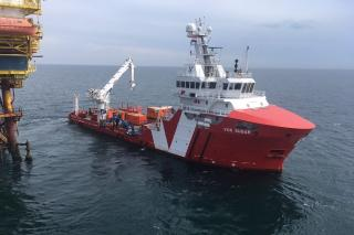 Bluestream secures Annual IRM contract of Total E&P Netherlands