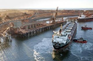 Pilbara Ports Authority Handles More in December 2016
