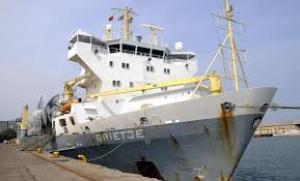 German Captain and his Assistant arrested in Chennai Port for hit-and-run case