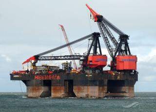 Heerema's semi-submersible crane vessel Hermod retires at the end of 2017 after 40 years operation