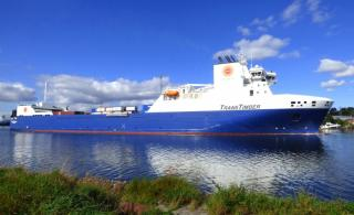 Swedish Orient Line Strengthen Its Fleet With Three Modern Ice Class 1A Super RoRo Vessels