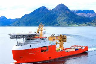 Global Sea Mineral Resources Signs a Charter Agreement with Solstad Offshore ASA