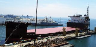 US Navy's Heavy Load Carriers to Start Repairs