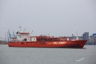 Anthony Veder Takes Delivery of Combined LNG/LEG carriers