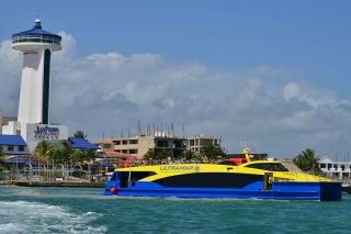 High-End Catamaran City Ferries To Service Cancun