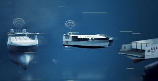 Wilhelmsen and KONGSBERG establish world's first autonomous shipping company (Video)