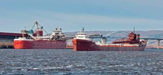 Great Lakes/Seaway Iron Ore Trade Up Nearly 3 Percent in August