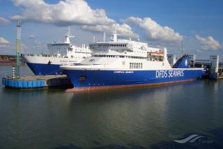 Ferry Sale To Optimise DFDS Fleet Utilisation