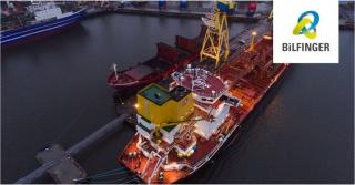 Bilfinger Secures Scrubber Orders Worth Millions from Maritime Shippers