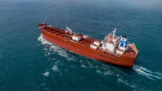 Two New Innovative Ocean-Going Methanol-Fueled Vessels Join Waterfront Shipping Fleet