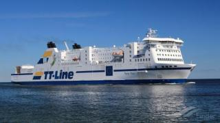 TT-Line to lengthen one of its ferries