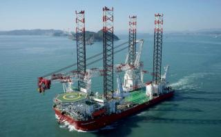 ABS Classes Offshore Wind Farm Installation Vessel