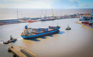 SEAGO Line Introduces New Vessel To Liverpool Service