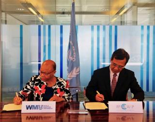 ReCAAP Information Sharing Centre and World Maritime University Strengthen Cooperation in Fight against Piracy and Sea Robbery
