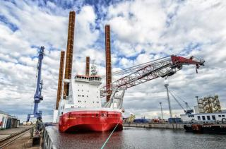 Aqualis Offshore to support Siemens Wind Power