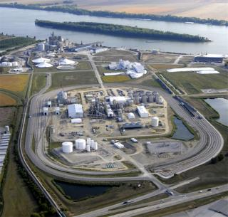 Mount Vernon shipments drive record first quarter for Ports of Indiana