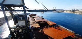 Almeria Port reports 34.4% increase in solid bulk exports in H1 2018