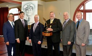 Polar Tankers Receives Second Prestigious Benkert Osprey Award from U.S. Coast Guard