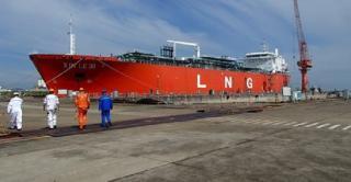Anthony Veder Expands Fleet With Newbuild 30,000 CBM LNG Carrier