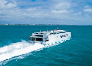 Austal delivers A$109 million ferry for Molslinjen of Denmark