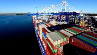 South Carolina Ports Authority Achieves 6 Percent Growth in 2018