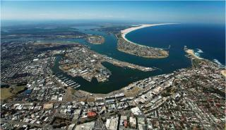 CMPort intends to acquire 50% Interest in Port of Newcastle in Australia