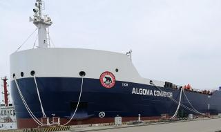 Algoma Central Corporation Announces the Algoma Conveyer is Headed for Canada