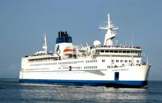 Concordia Maritime supports Mercy Ships Cargo Day