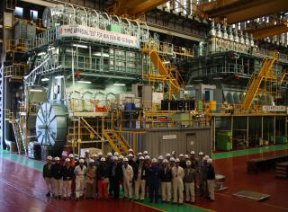 MAN Diesel & Turbo's ME-GI engine completes factory acceptance test