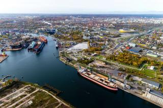 Port of Gdansk modernises more quays