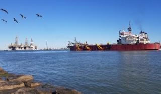 Port of Corpus Christi Commences Dredging and Historic Expansion of Ship Channel