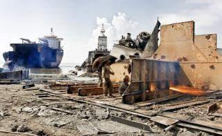 Denmark signs international convention for environmentally-sound recycling of old ships