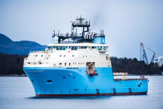 Maersk Master wins vessel of the year