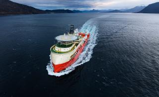 Ulstein announces the delivery of OCV Island Venture