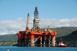 Odfjell Drilling signs contract for Deepsea Bergen with MOL Norge