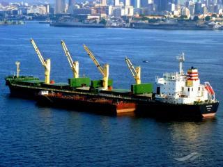Samudera Shipping sells two bulk carriers