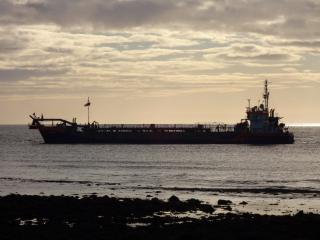 Aberdeen Harbour's expansion project sees dredging phase commence