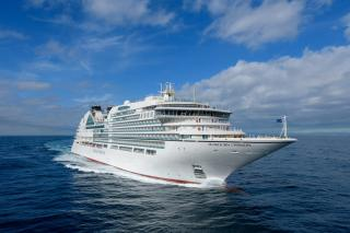 Carnival Corporation Launches Second of Four New Cruise Ships in 2018