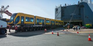 Spotted: Höegh Traveller transports out-of-gauge cargo from Germany to Australia