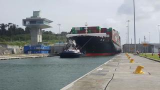 Expanded Panama Canal Welcomes its 500th Neopanamax Transit
